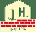 Logo von Baugeschäft J. Holsten GmbH