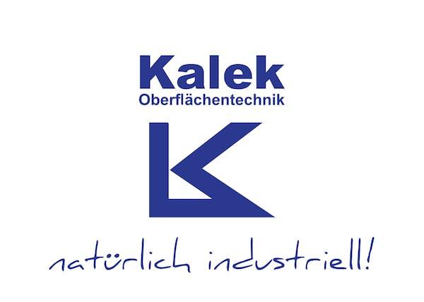 Logo von Kalek Oberflächentechnik GmbH & Co.KG