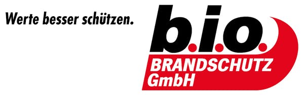 Logo von b.i.o. BRANDSCHUTZ GmbH