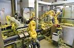 Roboterbeschichtung