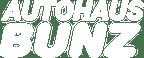 Logo von Autohaus Bunz e.K.