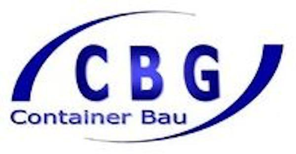 Logo von CBG Container Bau GmbH
