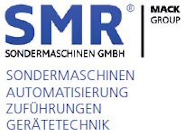 Logo von SMR Sondermaschinen GmbH