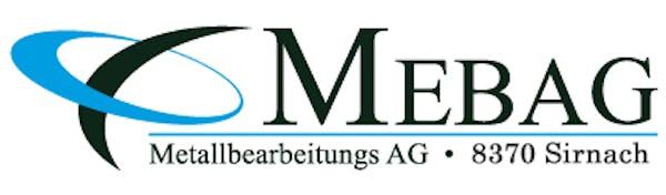 Logo von Mebag Metallbearbeitungs AG