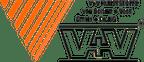 Logo von V + V KUNSTSTOFFE von Holtum + Voß GmbH + Co KG