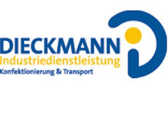 Logo von Dieckmann Industriedienstleistungen Inh. Ralf Dieckmann