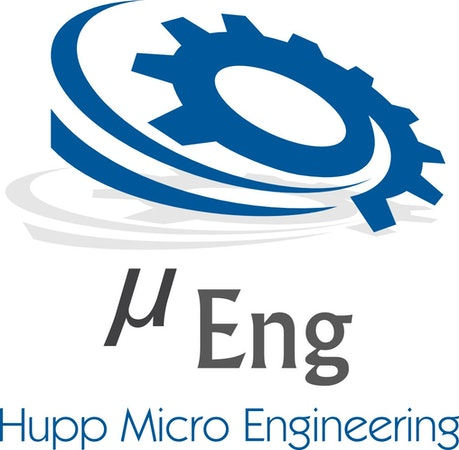 Logo von Hupp Micro Engineering
