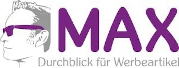 Logo von Werbeartikel MAX Inh. Matthias Axmann
