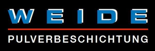 Logo von WEIDE Pulverbeschichtung und Strahltechnologie