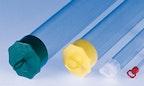 Verpackungsrohre mit Aufhänger