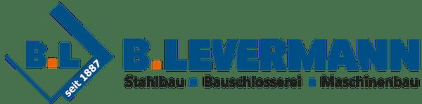 Logo von B. LEVERMANN GmbH & Co. KG