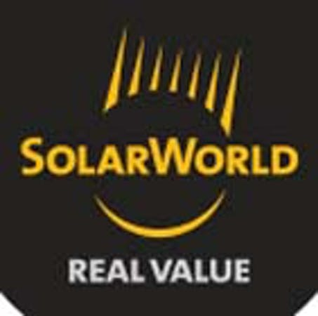 Logo von SolarWorld Industries GmbH