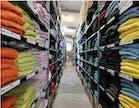 Große Auswahl  an Textilien!