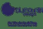Logo von blumountin design GbR Werbetechnik & Textilveredelung
