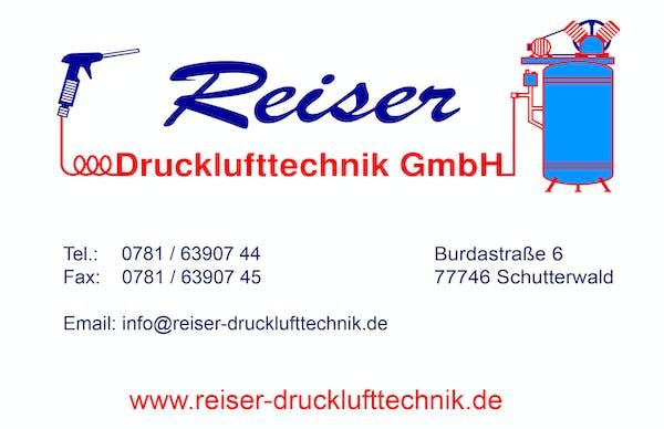 Logo von Reiser Drucklufttechnik GmbH