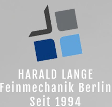 Logo von Harald Lange Feinmechanik-Berlin