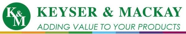 Logo von Keyser & Mackay Zweigniederlassung Deutschland