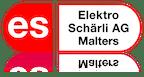 Logo von Elektro Schärli AG Malters