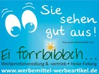 Logo von Ei forrbibbch... Werbemittelveredlung und -vertrieb