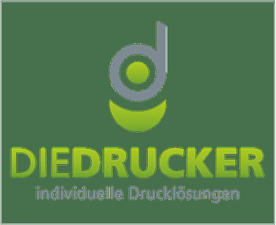 Logo von DieDrucker.de GmbH & Co. KG