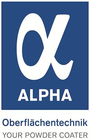 Logo von Alpha Oberflächtentechnik GmbH