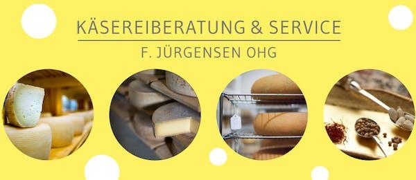 Logo von F. Jürgensen OHG - Käsereiberatung & Service