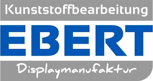 Logo von EBERT Kunststoffbearbeitung GmbH & Co. KG