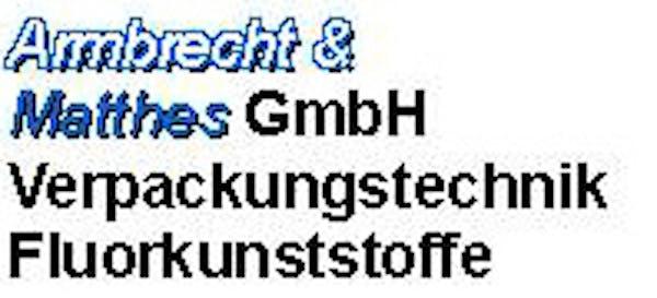 Logo von Armbrecht & Matthes Verpackungstechnik GmbH