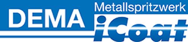 Logo von DEMA Metallspritzwerk iCoat AG