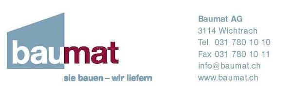 Logo von Baumat AG