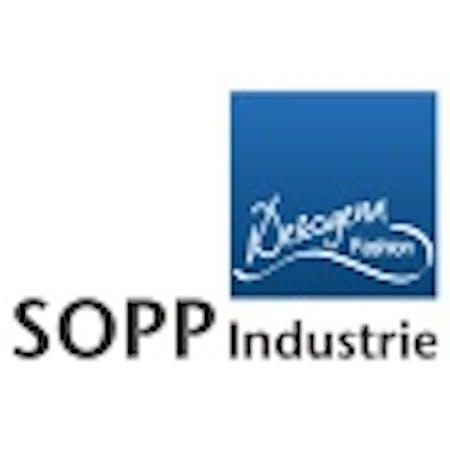 Logo von Sopp Industrie GmbH