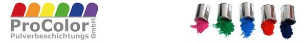 Logo von Pro Color Pulverbeschichtungs GmbH