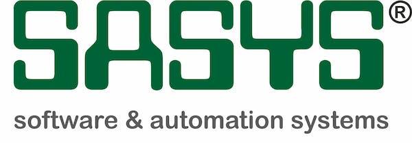 Logo von SASYS e.K. - software & automation systems