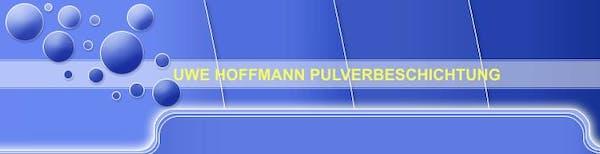 Logo von Uwe Hoffmann Pulverbeschichtung