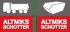 Logo von Altmiks Schotter GmbH & Co. KG - Entsorgungszentrum