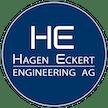 Logo von Hagen Eckert Engineering AG