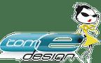 Logo von Tom-E-Design Agentur für Werbung und Übersetzung
