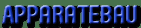 Logo von Apparatebau für das graphische Gewerbe GmbH