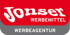 Logo von Jonser Werbemittel - Werbeagentur