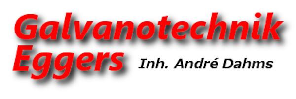 Logo von Eggers Galvanotechnik Inh. André Dahms