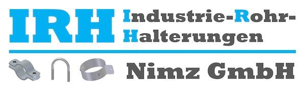 Logo von Industrie Rohrhalterungen Nimz GmbH
