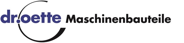 Logo von Dr. Oette Maschinenbauteile e.K.