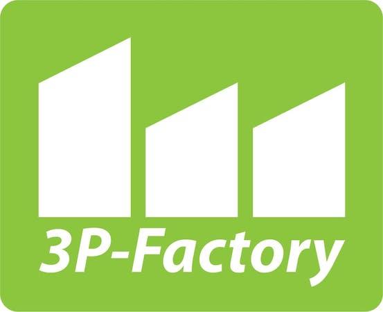 Logo von 3P-Factory GmbH