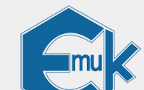 Logo von Emuk Werkzeugmaschinen GmbH