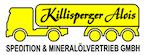 Logo von Alois Killisperger Spedition und Mineralölvertrieb GmbH