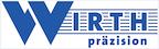 Logo von CNC Wirth Präzisionsteile GmbH