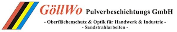 Logo von GöllWo Pulverbeschichtungs GmbH