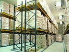 Lagerung und Produktion