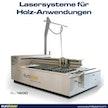 Lasersystem für Holz