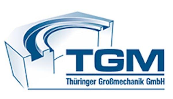 Logo von TGM Thüringer Großmechanik GmbH